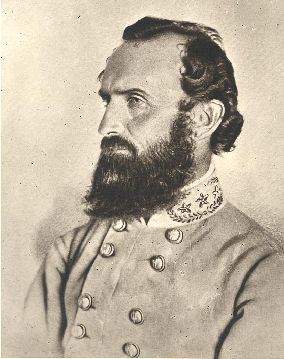 Stonewall Jackson, Fear, and the Sovereignty of God